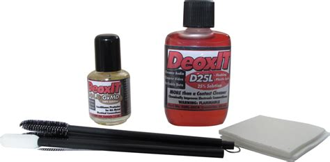 Detox It Gold by Deoxit 174 Gold Caig Gxmd Vacuum Survival Kit