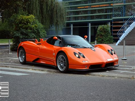 Top Gear Pagani by Prototype 0 Stunning Pagani Zonda C12s For Sale