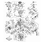 Tecumseh V70 125126 Parts Diagram For Engine List 1