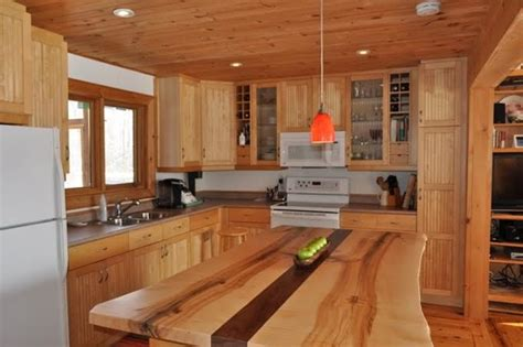 Kitchen Cabinet Accents by Live Edge Countertops Shelves Amp Tables Contemporary