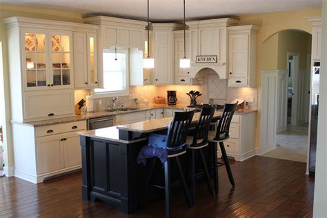 kitchens with different colored islands 700 sq ft design friends and family favorite spaces