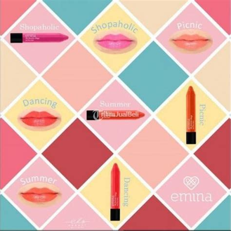 Harga Emina Lipstick Matte make up matte lipstick emina s my favorite lip colour balm