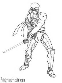 mortal kombat coloring pages mortal kombat coloring pages print and color