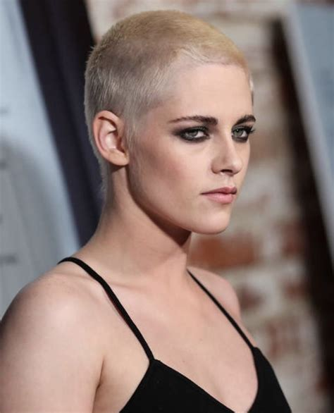 are buzz cuts the next big trend for women and christian are buzz cuts the next big trend for women and christian