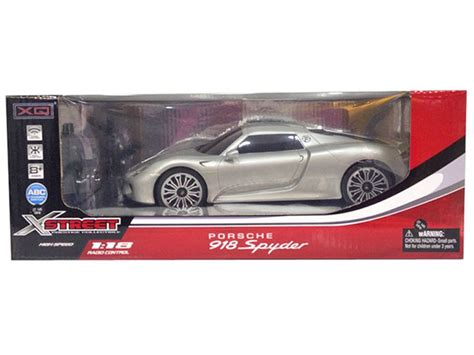 porsche toy car toyandmodelstore radio controlled car porsche 918 spider