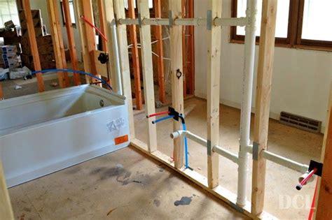 kitchen plumbing rough in diagram basement bathroom rough plumbing bathroom basement