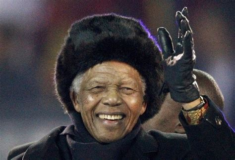 nelson mandela the who brought south africa out of