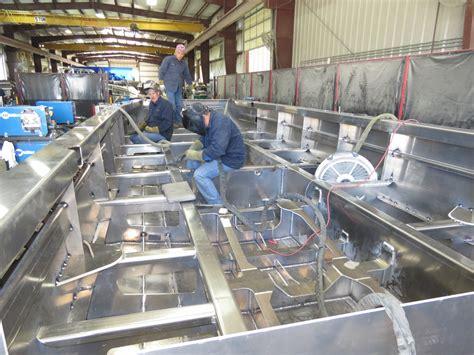 metal shark boats parts metal shark aluminum boats mv dirona