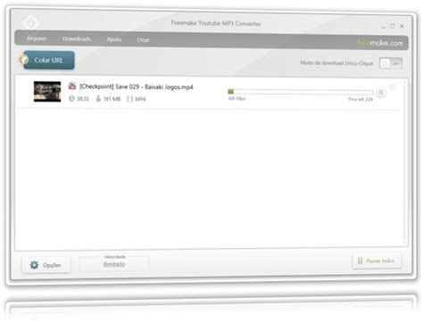 download mp3 converter baixaki freemake youtube mp3 converter download