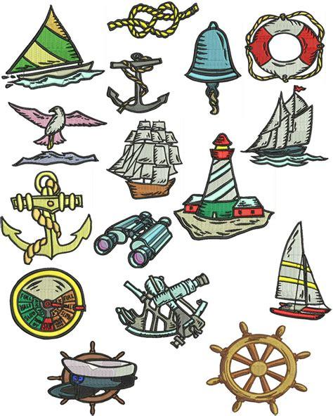 nautical designs jonny salme ideas free sailboat machine embroidery designs