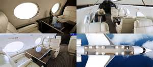 Paramount Floor Plan comparison of the gulfstream g650 and the falcon 7x