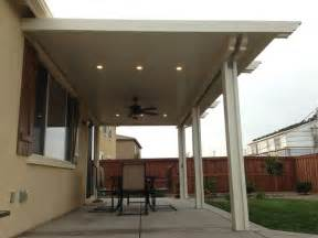 Patio Cover Lighting 14 Best Images About Alumawood On Posts Flats And Columns