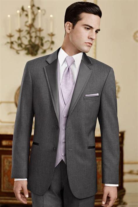 yves steel modern fit tuxedo formal wear
