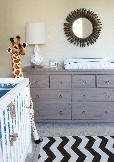 ikea hemnes dresser hack ikea hemnes by shaniweiss nursery ideas pinterest