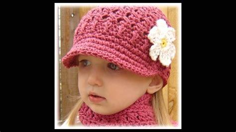 imagenes de nias gorros tejidos a crochet para ni 209 as imagenes youtube