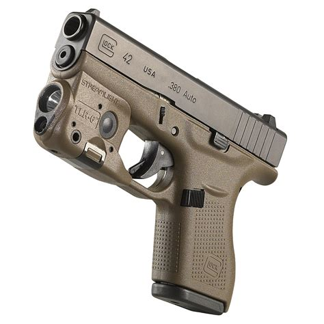 pistol mounted light and laser amazon com streamlight 69278 tlr 6 tactical pistol mount