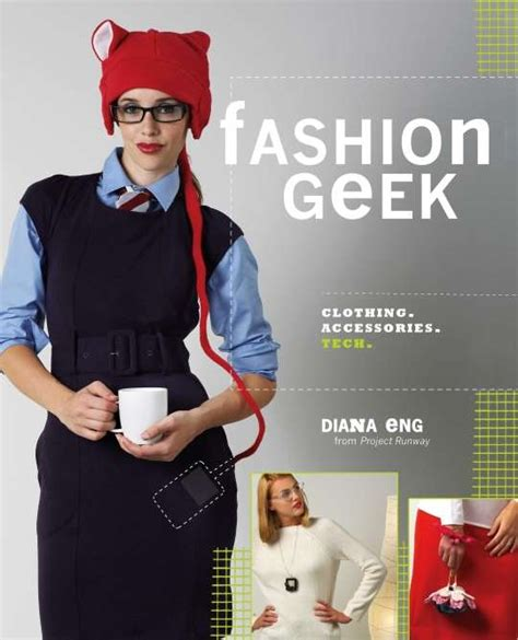 Geeks On Fashion Parade At The After by Diy Chic Fashion Book By Diana Eng