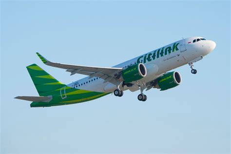 citilink a320 neo citilink becomes first airline in indonesia to operate a320neo