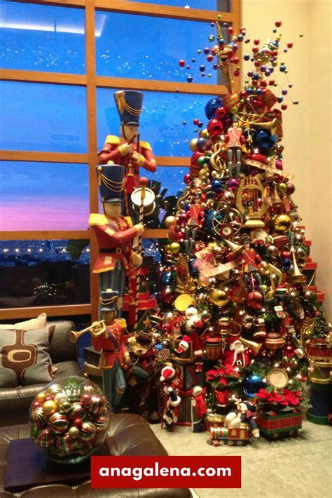 40 ideas para decorar tu 225 rbol de navidad galena