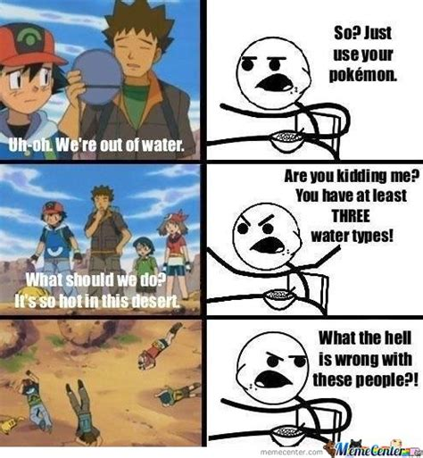 Pokemon Funny Memes - pokemon logic by dr809 meme center