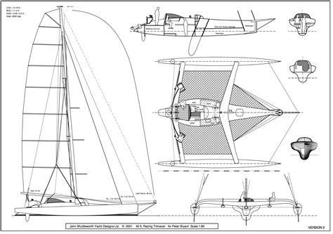 catamaran study plans choice trimaran study plans shena