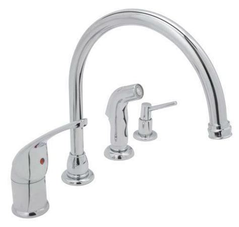 kitchen faucets ebay 2018 kitchen faucet with side sprayer ebay