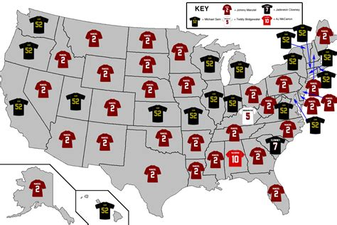 map usa football teams 24 maps that explain the nfl sbnation