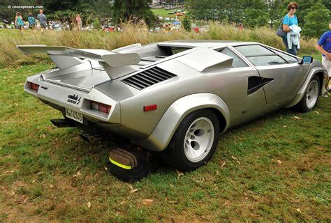 1982 Lamborghini Countach For Sale 1982 Lamborghini Countach Lp 500 Countach Lp5000 S 5000s