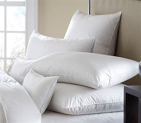 Comforter Pillow by Comforter White Goose Filled Noctura Bedding And Pillows