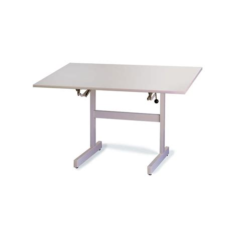 Working And Drawing Table Height And Slant Adjustable Drafting Table Height
