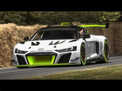 matching  audi  lms gt unveiled sound