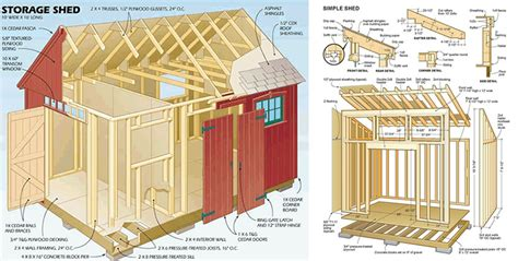 garden shed blueprints shed plans 12 000 shed plans and designs for easy