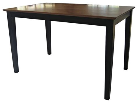 dining table dining table shaker style