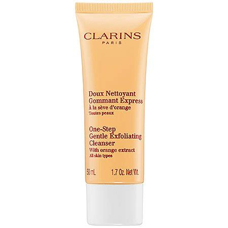 Shop Spa Exfoliating Gel Logo Besar Blueberry clarins one step gentle exfoliating cleanswer 1 7 oz 50ml 0