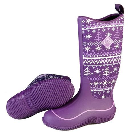 s rubber boots s muck hale waterproof rubber boots 658168 rubber