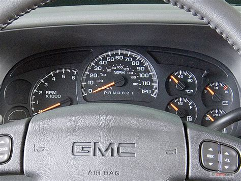 security system 2005 gmc sierra 1500 instrument cluster 2005 gmc sierra 1500 pictures photos gallery