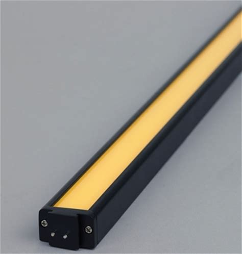 unilume led light bar tech 700ucrd unilume modern led light bar under cabinet