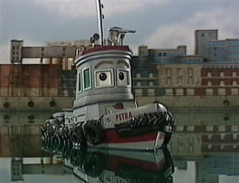 dream boat by emily george petra theodore tugboat wiki
