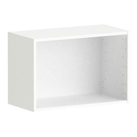 60 in 40 l caisson spaceo home 40 x 60 x 30 cm blanc leroy merlin