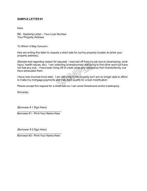 Hardship Letter Due To Relocation Business Hardship Letter Exle Pictures To Pin On Pinsdaddy
