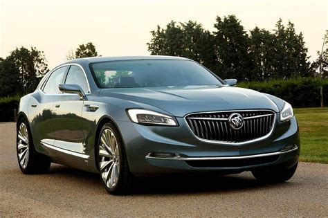 2019 Buick Concept by New 2019 Buick Park Avenue Concept Release 2019