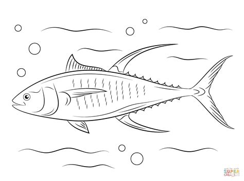 tuna coloring pages coloring pages tuna fish