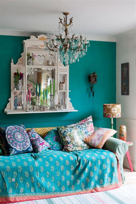 retro inspired coral and aqua living room color palette 2219 best annie sloan chalk paint images on pinterest