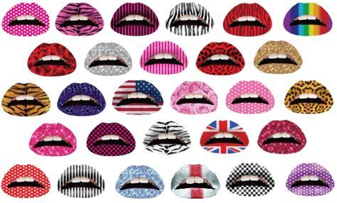 tattoo lips stickers lip tattoo stickers 50 patterns