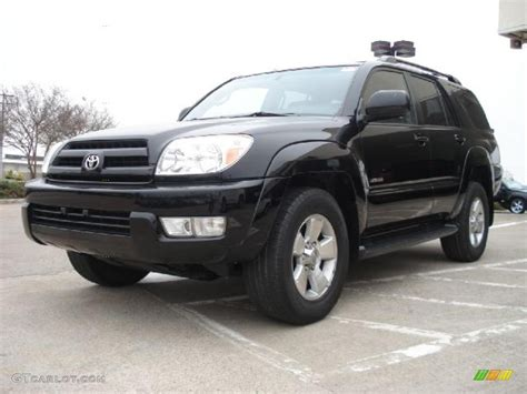2005 Toyota 4runner Limited Black 2005 Toyota 4runner Limited Exterior Photo 46751682