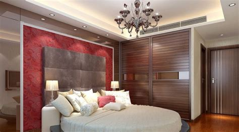desain plafon kamar tidur modern  cantik