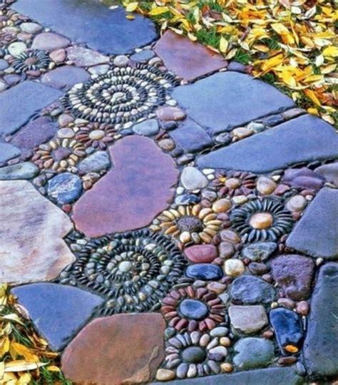 mosaik le mosaik im garten 13 bezaubernde designs mit schwung