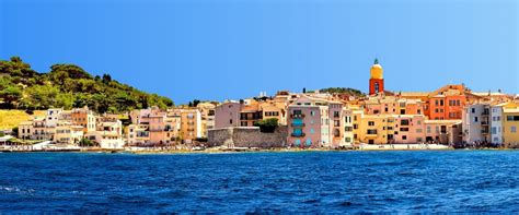 nice to st tropez boat cruise saint tropez by boat departure from cannes trans