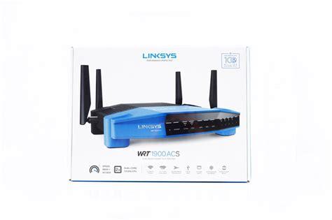 Wireless Linksys linksys wrt1900acs ac1900 smart wi fi wireless router review