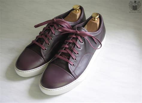 mens lanvin sneakers anatomy and review of lanvin sneakers keikari